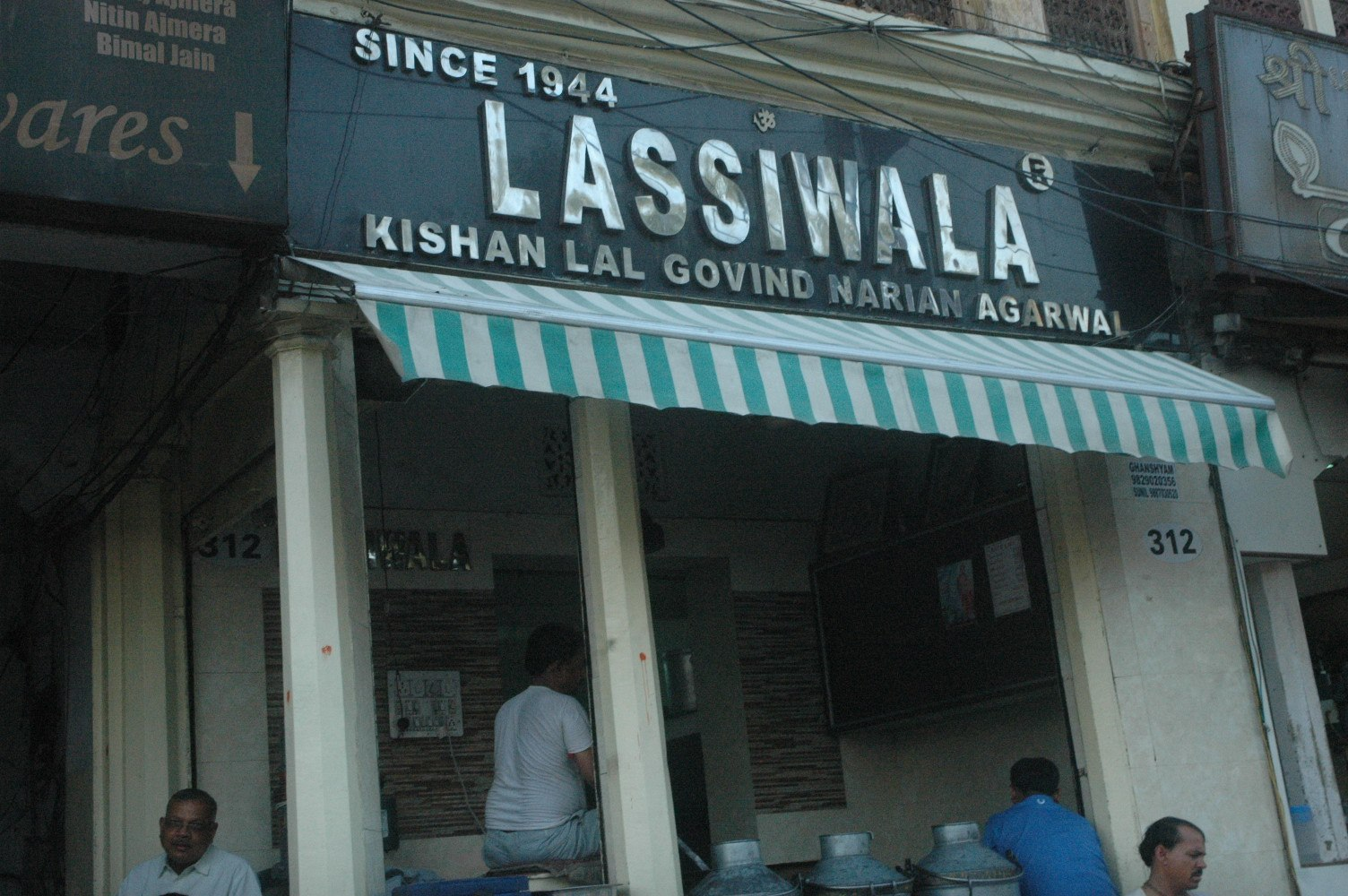 70 years and counting: Jaipur's famous M.I. Road Lassiwala
