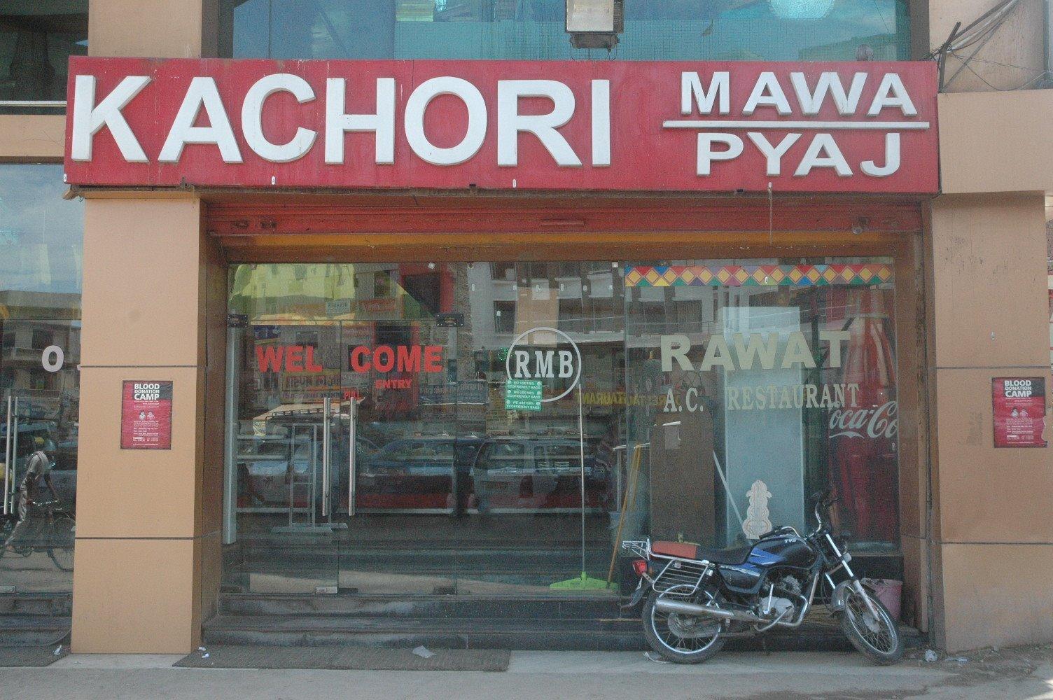 Here's why we love Rawat ki Kachori...