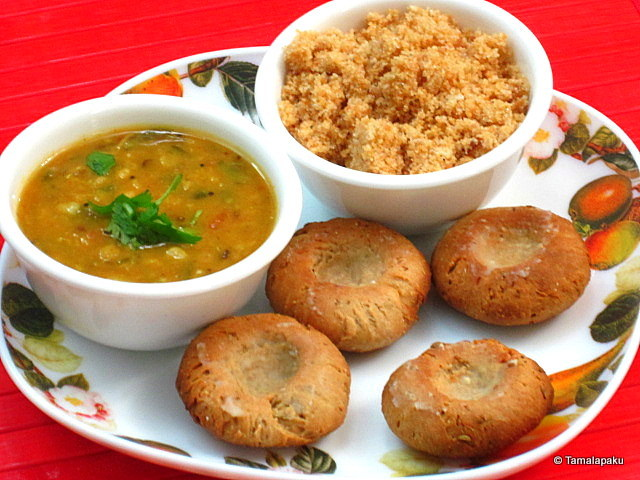 Five Rajasthani Dishes you should definitely try.