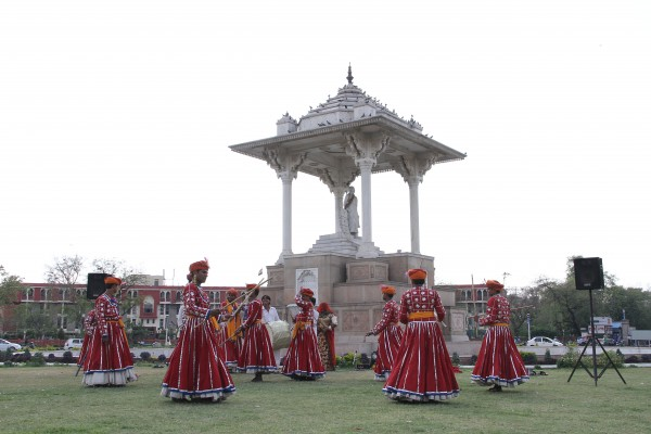 Rajasthan Divas Celebrations