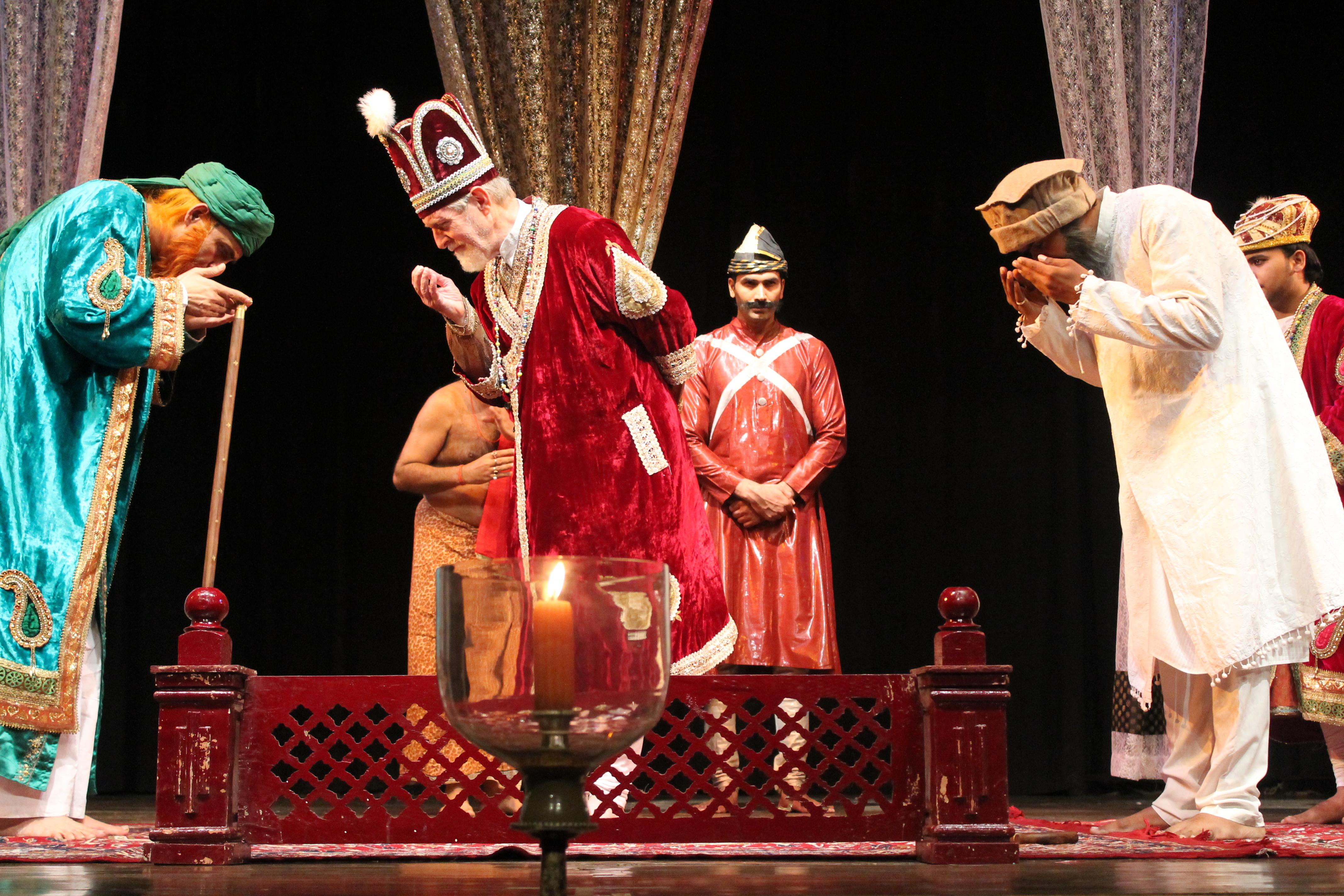 Lal Qile Ka Aakhri Mushaera_Jaipur