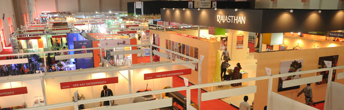 'Vastra': The mega textile fair in Jaipur