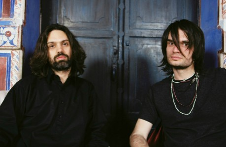 Shye Ben Tzur with Jonny Greenwood