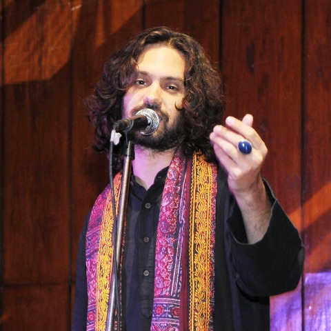 Shye Ben Tzur in Jaipur for the Tablu Music Fest