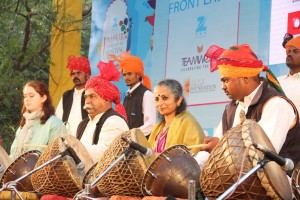 Morning Music at ZEE Jaipur Literature Festival