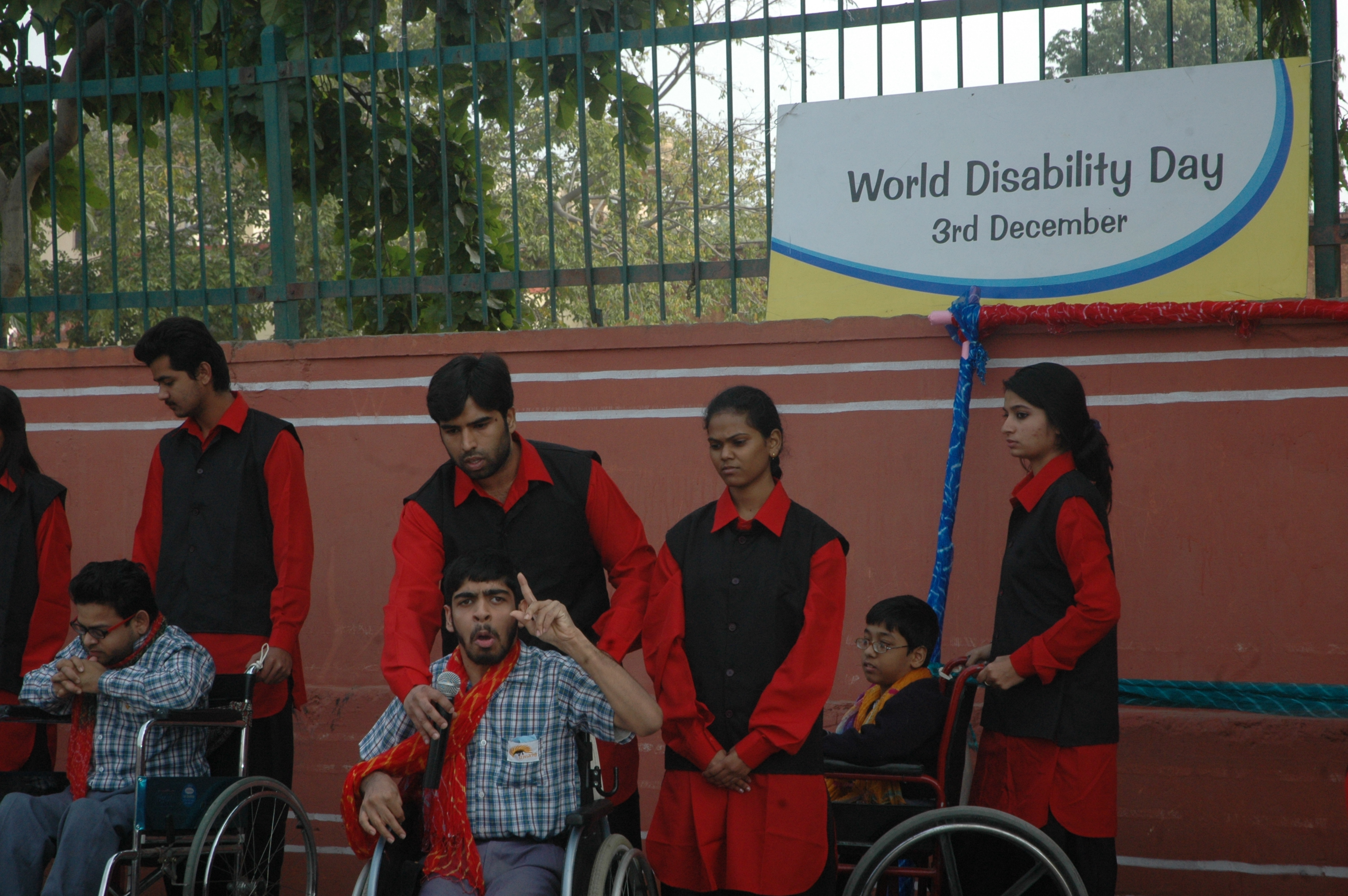 This is how Jaipur marks World Disability Day