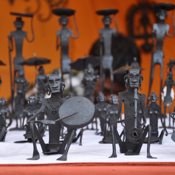 Wrought iron decoratives_dastkar_jaipur