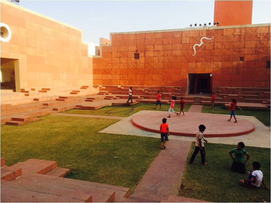 5 things you should not miss at Jawahar Kala Kendra