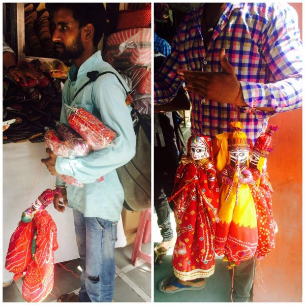 Kathputli available at Bapu Bazaar with plenty of designs to choose from