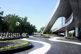 Entrance to World Trade Park