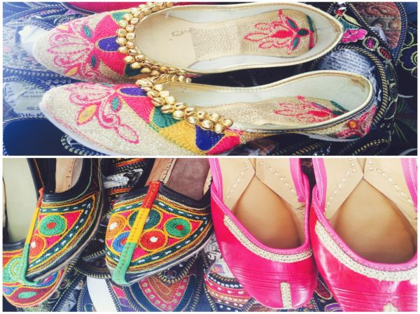 Moojri to go with any kind of dress, be it traditional or fusion.