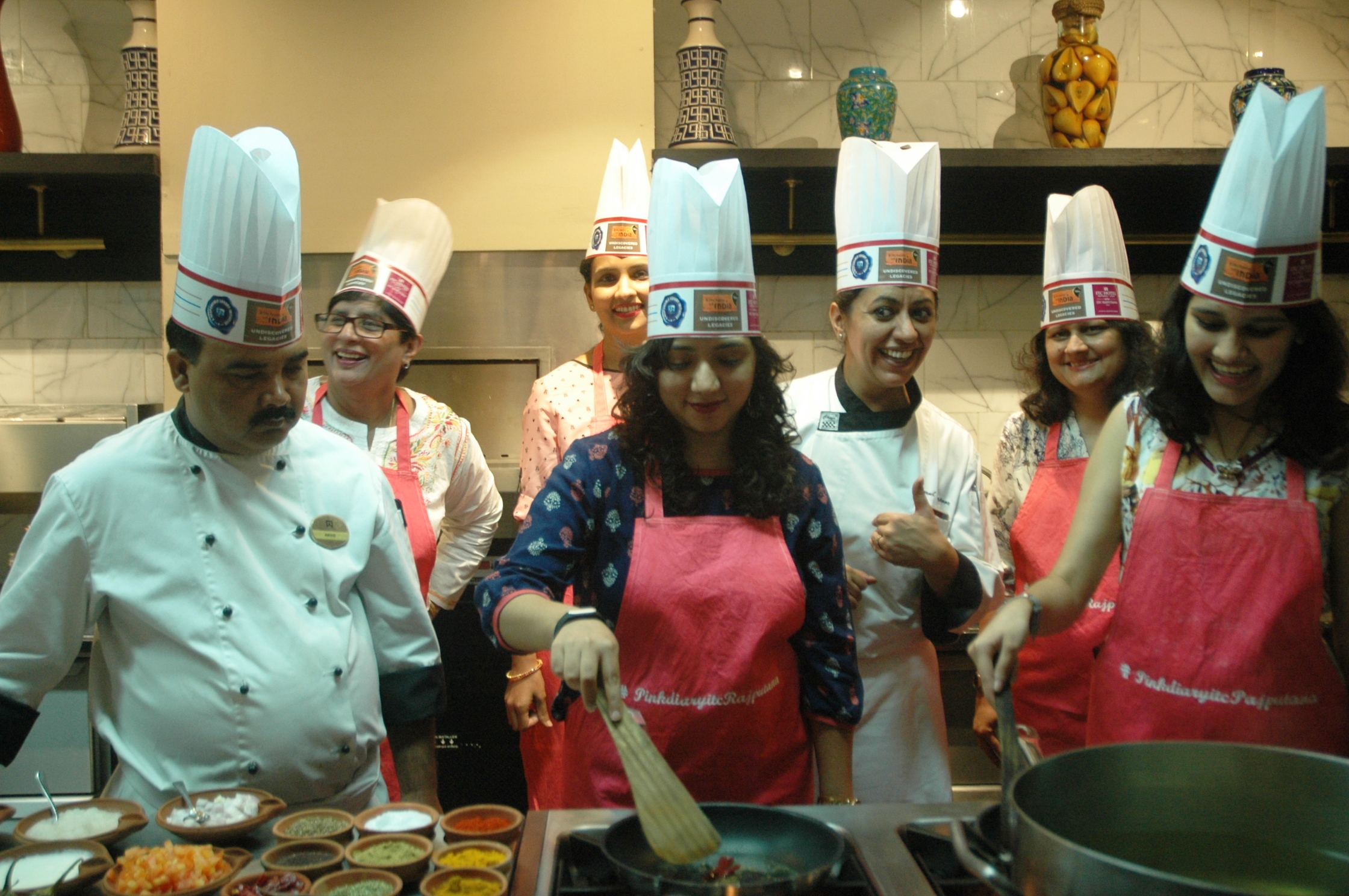 Celebrating Hadoti at ITC Rajputana