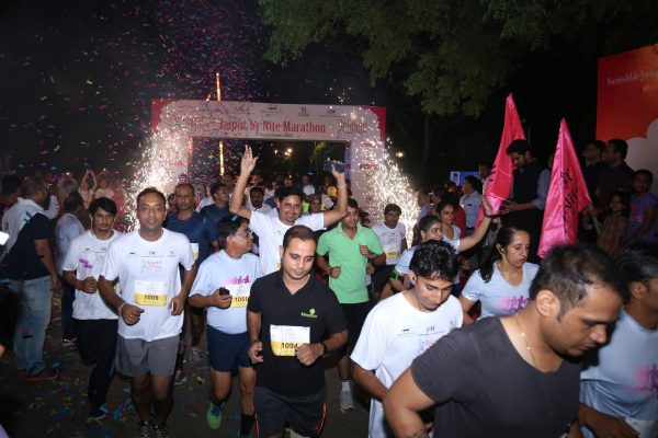 Jaipur By Night Marathon