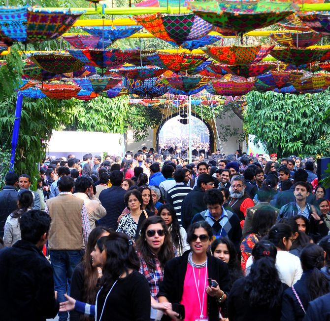 Cinema and literature on one stage once again at JLF