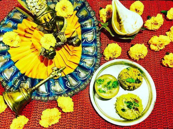 Basant Panchami delights