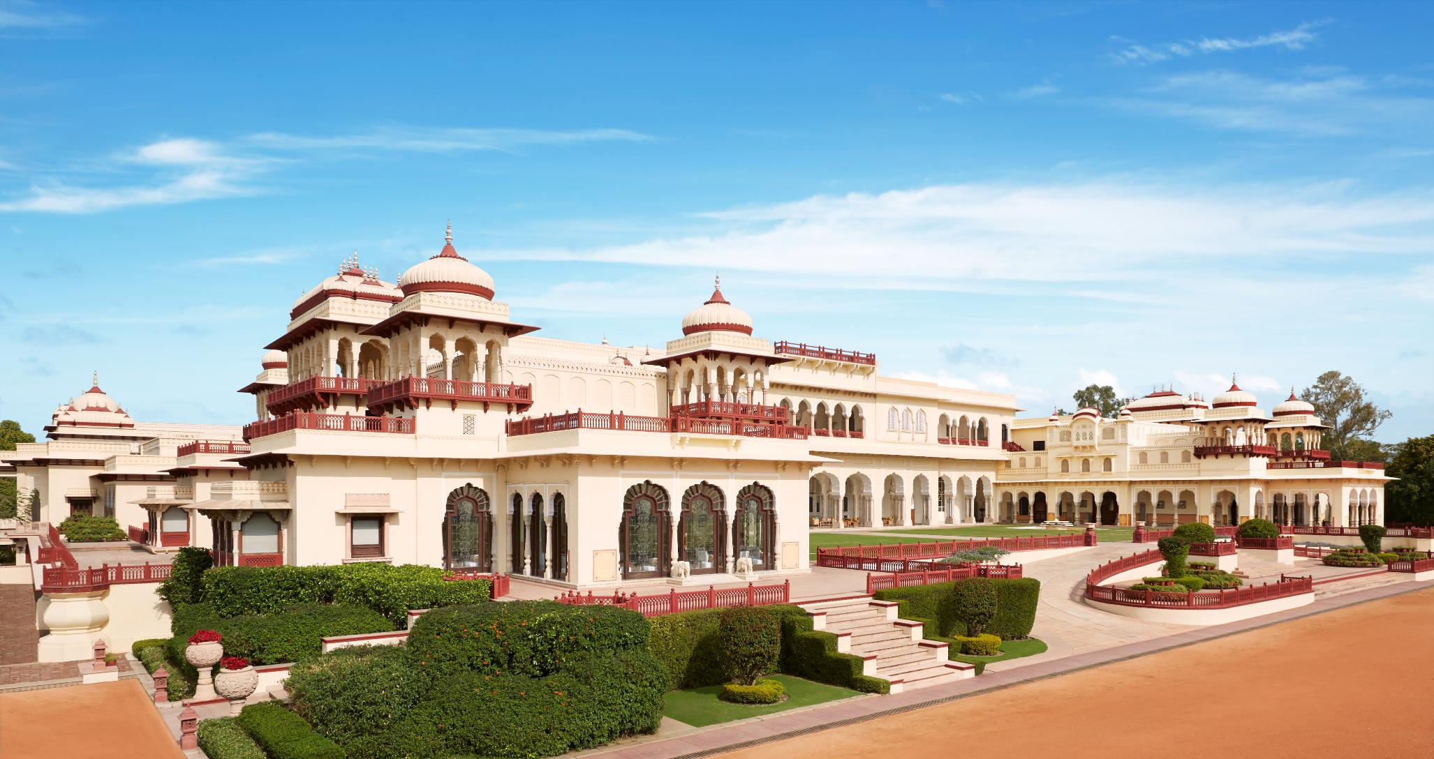 Jaipur's Rambagh Palace among the top 10 Heritage Hotels in the world