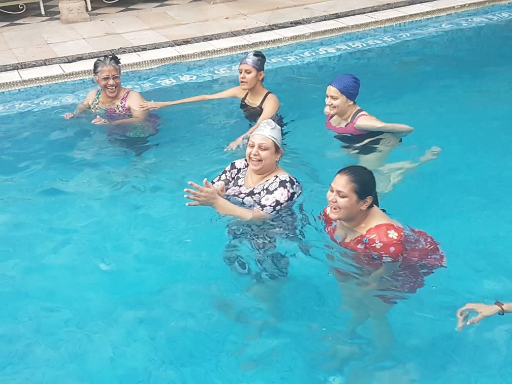 Water Ballet in Jaipur