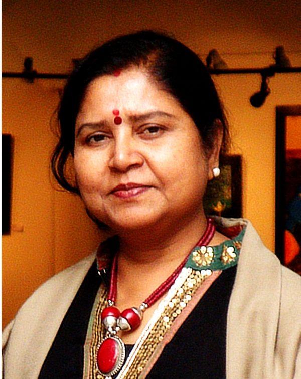 Artist Ragini Sinha