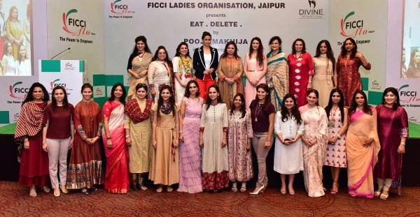 Jaipur FICCI FLO ladies learn how to Eat & Delete by ...