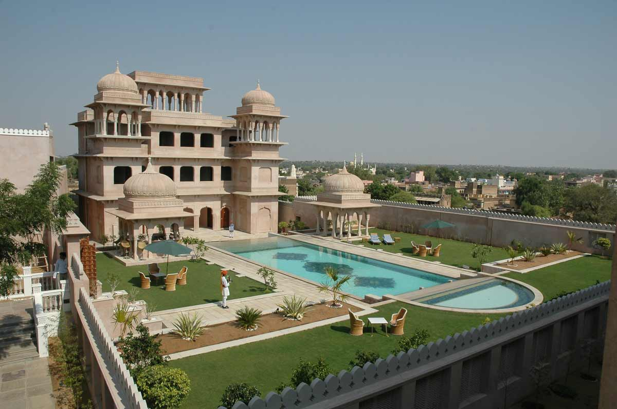 Travel Diary: Experience a melange of history, adventure and luxury in Mandawa