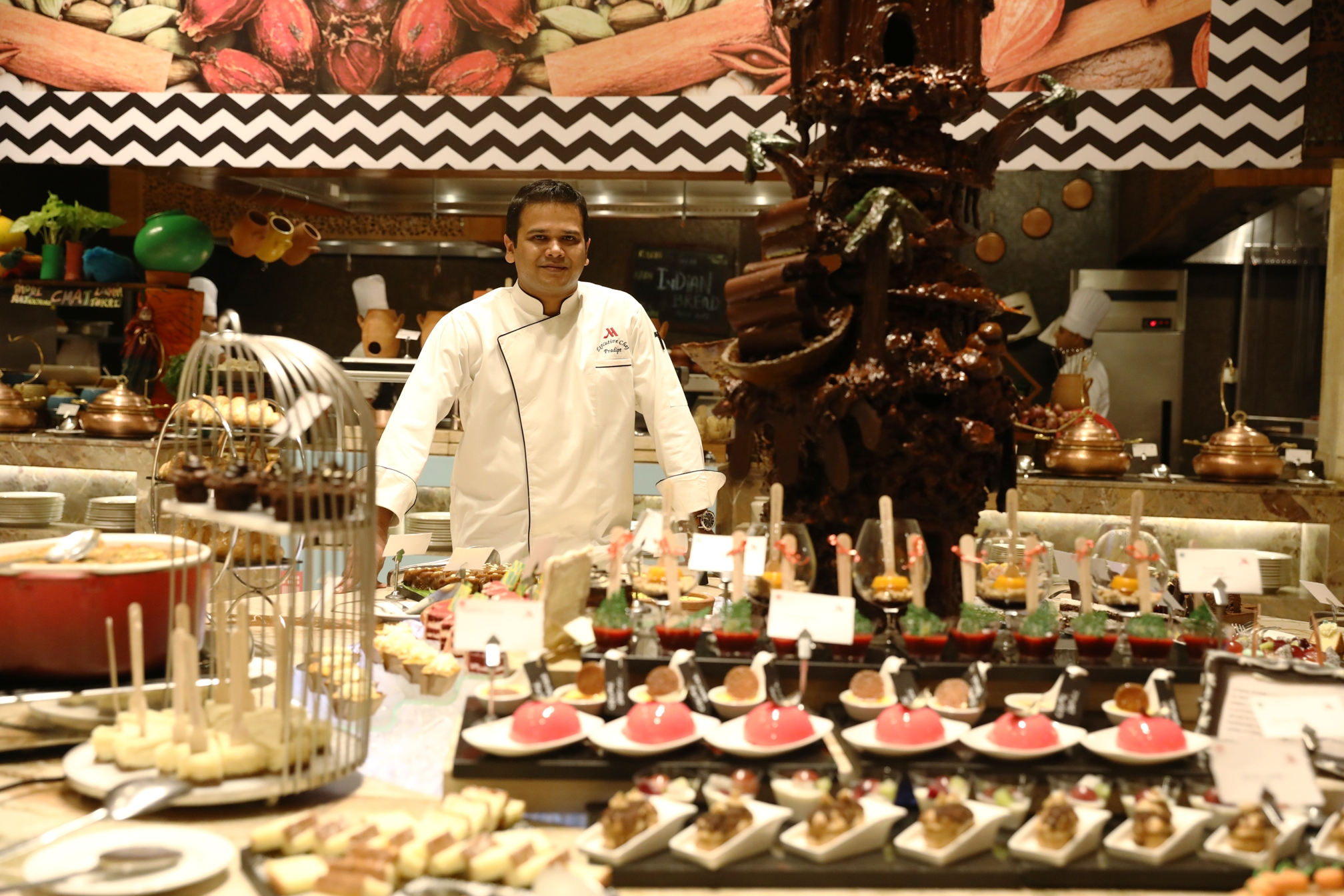 Street Food from 18 countries on offer at this Food Festival in Jaipur Marriott