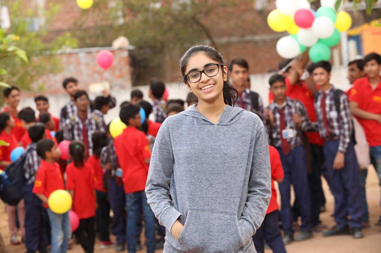 Jaipur's Nandini Kuchhal selected as one of the 18 Social Innovators in India