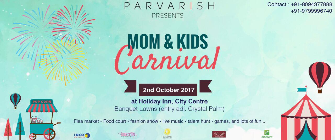 This Mom & Kids Carnival in Jaipur is unmissable