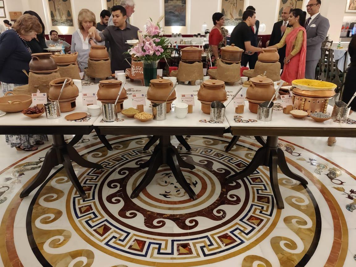 Enjoy the flavours of Hadoti at ITC Rajputana till 23 September