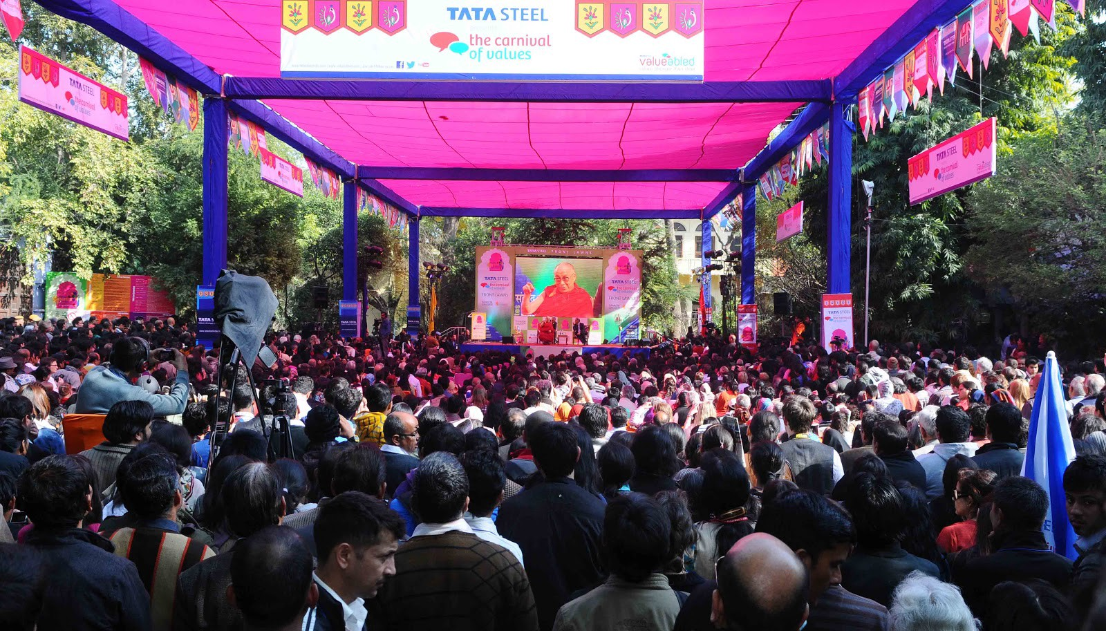 JLF Announces First List of 30 Speakers for the 2019 Edition