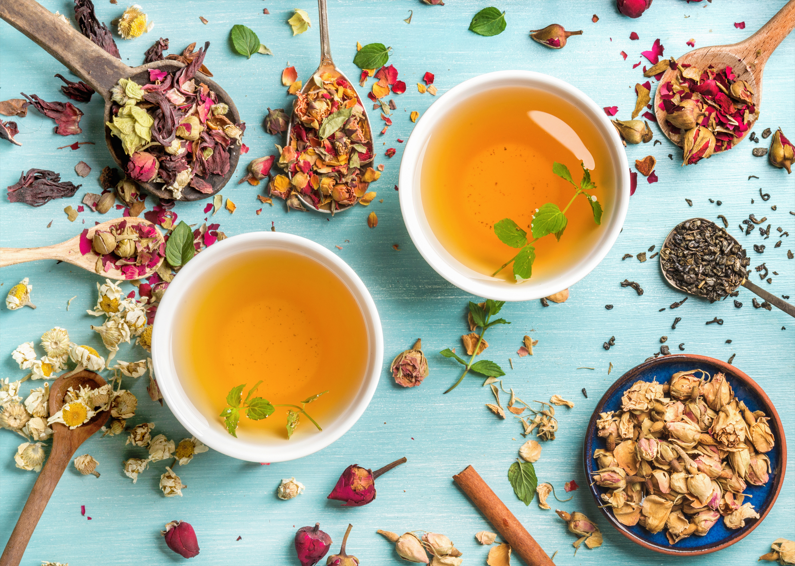 5 Best Teas that'll Make You Rediscover Your Love For Tea