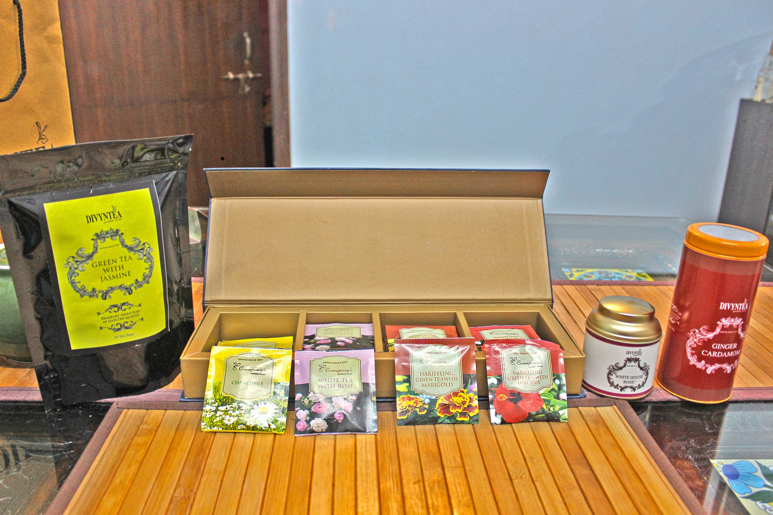 A Luxury Tea Brand That Offers Different Types of Tea for All Tea Lovers| Divyntea