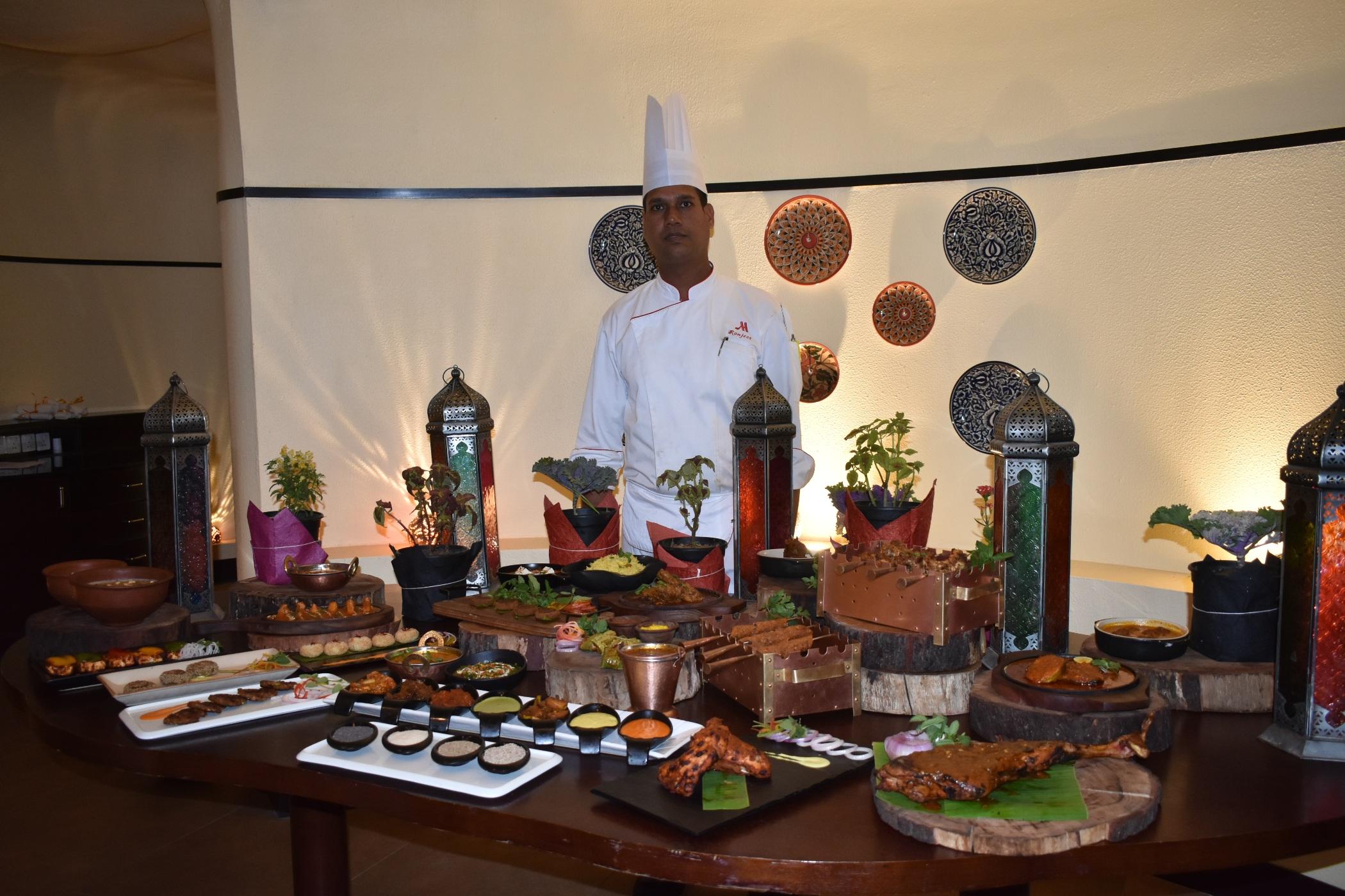 Relish the flavors of Indian borders with 'Sarhad Ke Pakwan' at Jaipur Marriott