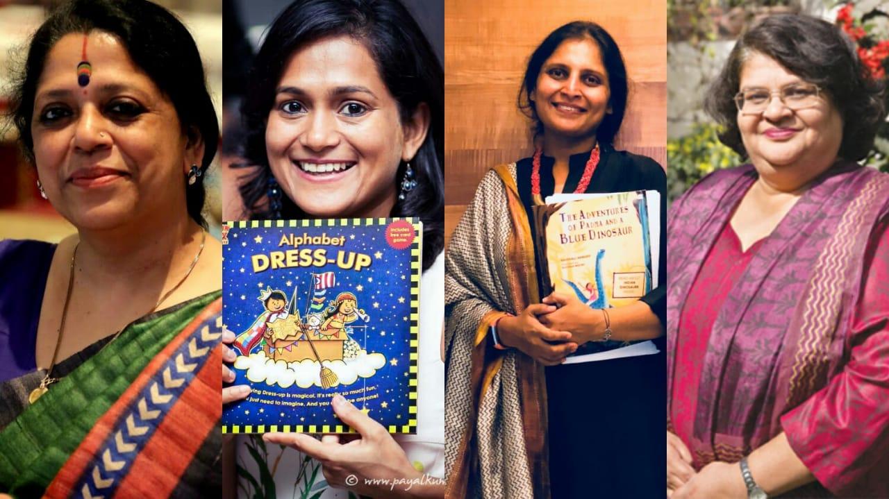 Don't miss this children's lit fest in Jaipur| Bookaroo