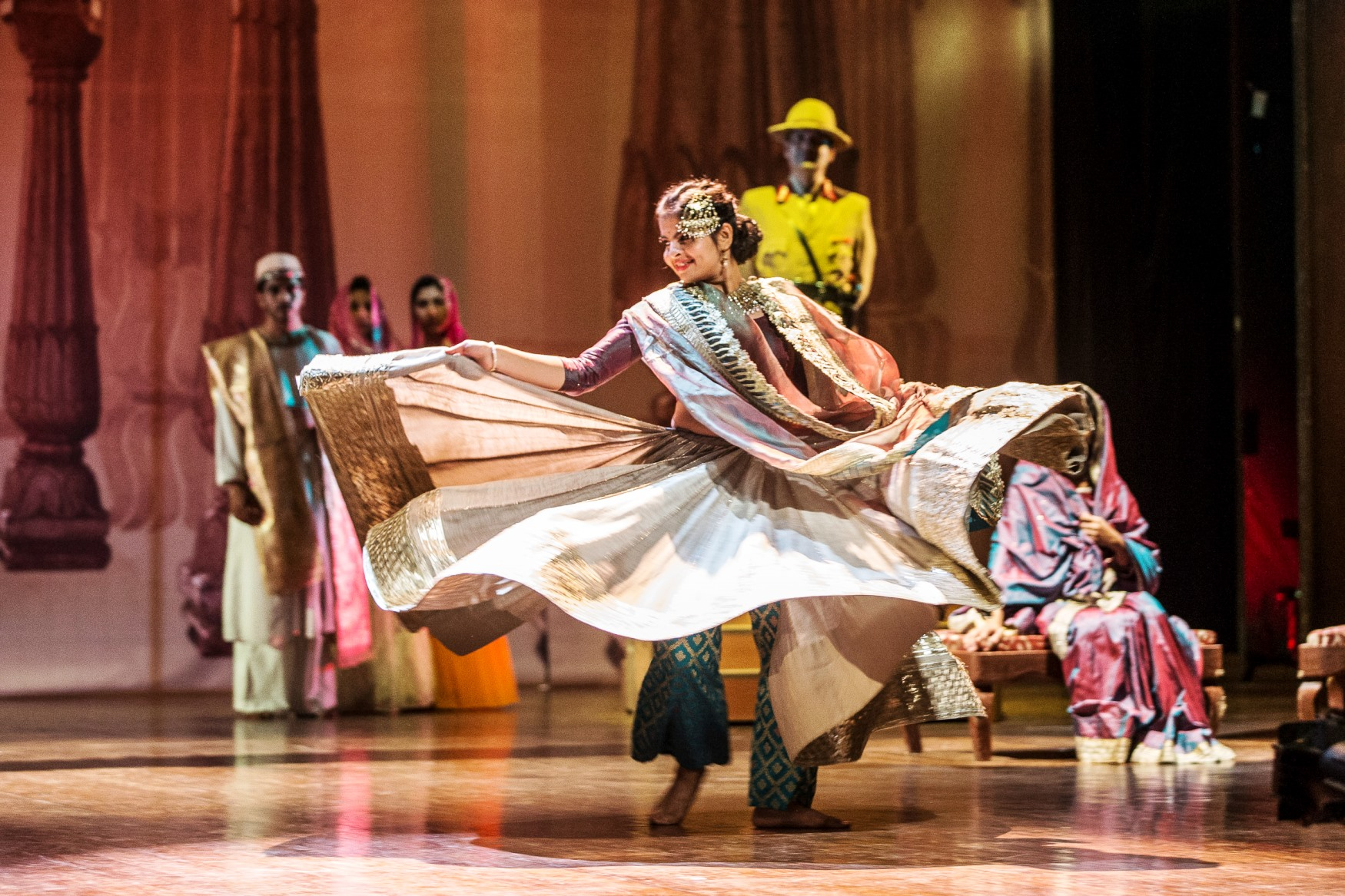 'Navras' Endeavours To Keep The Arts Alive With Vibrant Music, Dance And Theatre Performances At JKK
