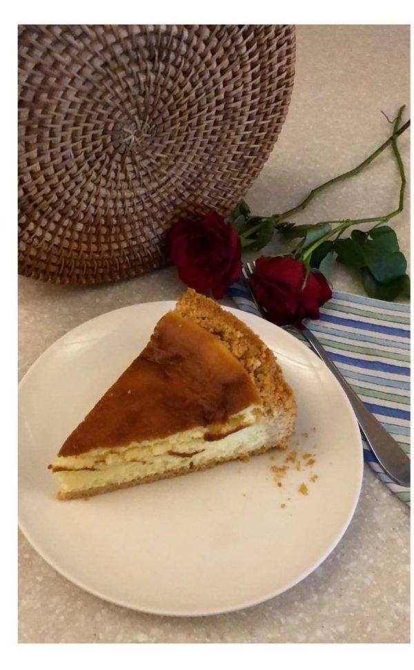 Cheese cake at Anokhi