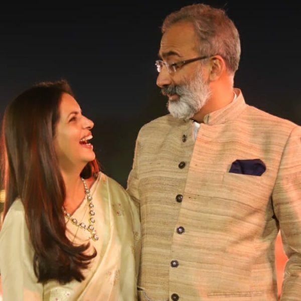 Dr Sandeepan Mukul and Dr. Pooja Mukul