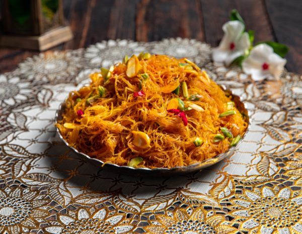 Sevviyon ka Muzzafar for Iftar by ITC Rajputana