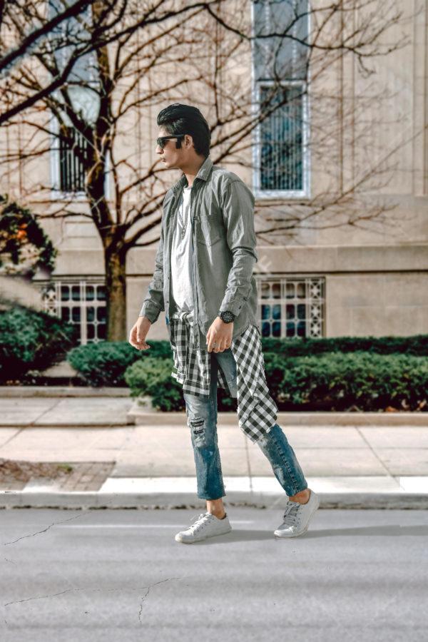 Men fashion bloggers from Jaipur