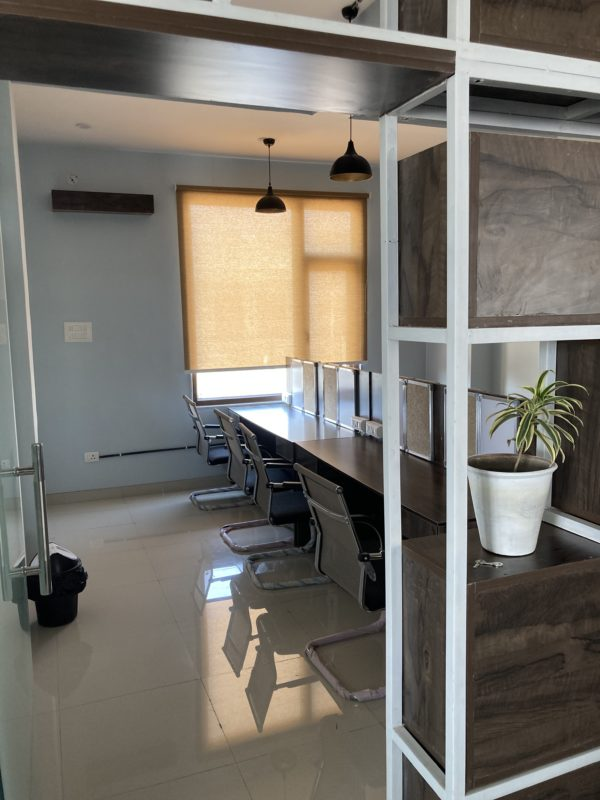 Anant Bajaj Limitless Ideas Hub_co-working space in Jaipur