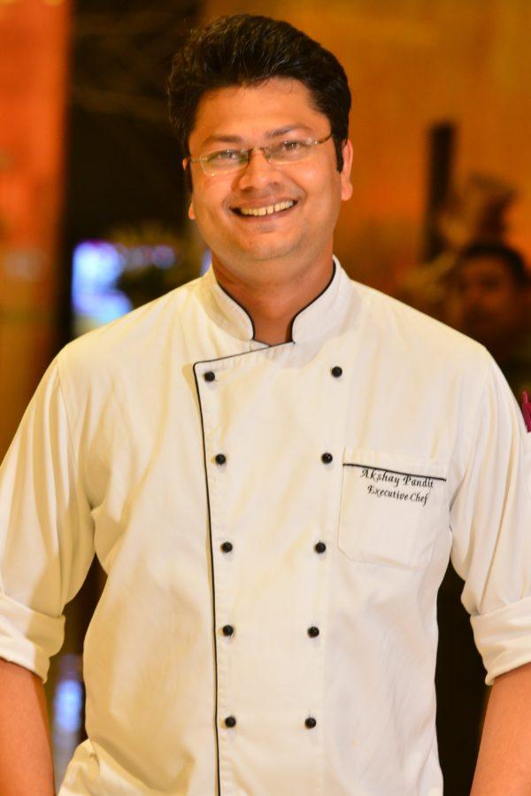 Chef Akshay Pandit_Crowne Plaza