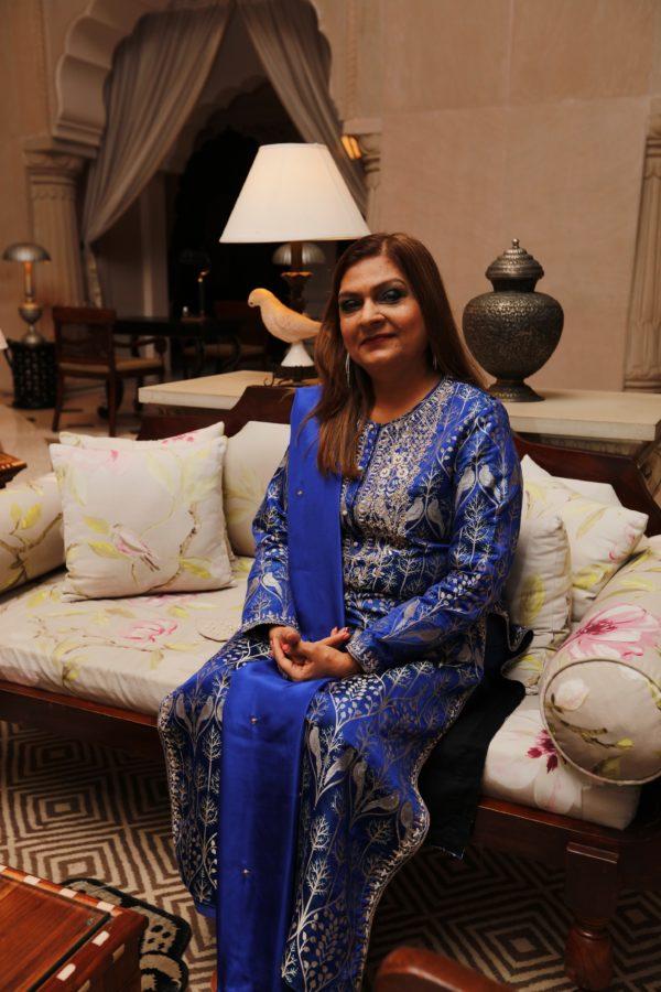 Sima Taparia_Fairmont Jaipur